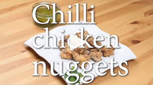 chilli-chicken-nuggets