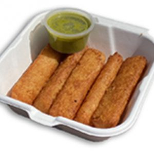 fried cassava-yuca